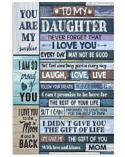 You are my sunshine Vertical Poster tile
