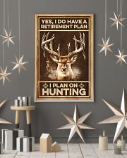 I plan on hunting  11x17 Poster lifestyle-holiday-poster-1