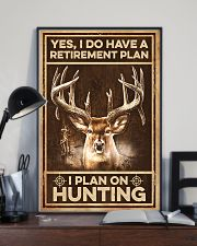 I plan on hunting  11x17 Poster lifestyle-poster-2