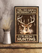 I plan on hunting  11x17 Poster lifestyle-poster-3