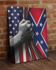 Flag love 11x14 Gallery Wrapped Canvas Prints aos-canvas-pgw-11x14-lifestyle-front-09