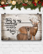 This is us - Deee555 17x11 Poster aos-poster-landscape-17x11-lifestyle-28
