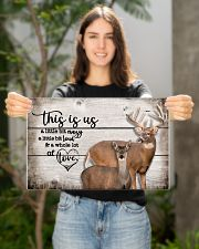 This is us - Deee555 17x11 Poster poster-landscape-17x11-lifestyle-19
