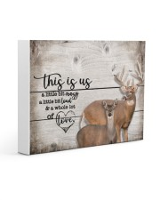 This is us - Deee555 14x11 Gallery Wrapped Canvas Prints thumbnail