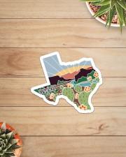 Texas Lover Sticker - Single (Vertical) aos-sticker-single-vertical-lifestyle-front-07
