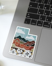 Utah Love Sticker - Single (Vertical) aos-sticker-single-vertical-lifestyle-front-15