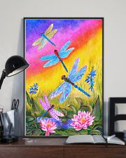 Dragonfly  16x24 Poster lifestyle-poster-2