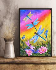 Dragonfly  16x24 Poster lifestyle-poster-3