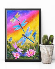 Dragonfly  16x24 Poster lifestyle-poster-8