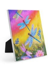 Dragonfly  8x10 Easel-Back Gallery Wrapped Canvas thumbnail