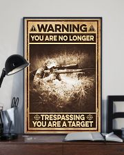 You are no longer - you are a target 11x17 Poster lifestyle-poster-2