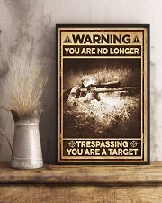 You are no longer - you are a target 11x17 Poster lifestyle-poster-3