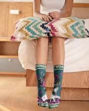 Test Crew Length Socks aos-accessory-crew-length-socks-lifestyle-front-01