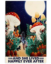 And she lived happily ever after 16x24 Poster front