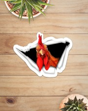 Chicken Love - Buy more save more  Sticker - Single (Horizontal) aos-sticker-single-horizontal-lifestyle-front-07