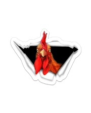 Chicken Love - Buy more save more  Sticker - Single (Horizontal) front