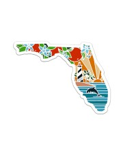 Florida Love Sticker - Single (Horizontal) front
