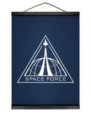 Space Force - Netflix 12x16 Black Hanging Canvas thumbnail