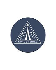 Space Force - Netflix Circle Magnet thumbnail
