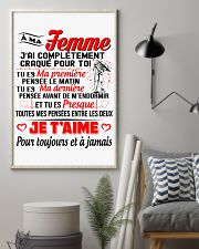 Ma Femme - Je T'Aime 24x36 Poster lifestyle-poster-1