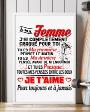 Ma Femme - Je T'Aime 24x36 Poster lifestyle-poster-4