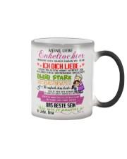 Meine Liebe Enkeltochter - Ich Liebe Dich Color Changing Mug thumbnail