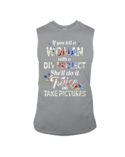 LIMITED TIME OFFER Sleeveless Tee front