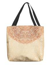 Esplendor Luxurious Mandala Mehndi Mystical Floral All-over Tote thumbnail