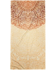 Esplendor Luxurious Mandala Mehndi Mystical Floral Premium Beach Towel thumbnail
