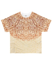 Esplendor Luxurious Mandala Mehndi Mystical Floral All-over T-Shirt thumbnail