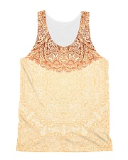 Esplendor Luxurious Mandala Mehndi Mystical Floral All-over Unisex Tank thumbnail