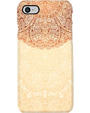 Esplendor Luxurious Mandala mehndi Mystical Floral Phone Case thumbnail
