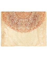 Esplendor Luxurious Mandala mehndi Mystical Floral Placemat thumbnail
