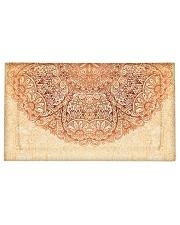 Esplendor Luxurious Mandala mehndi Mystical Floral Pillow Sham - King front
