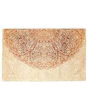 Esplendor Luxurious Mandala mehndi Mystical Floral Woven Rug - 3' x 2' thumbnail