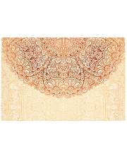 Esplendor Luxurious Mandala mehndi Mystical Floral Rectangle Cutting Board thumbnail