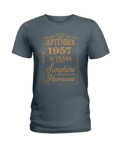 Birthday September 1957