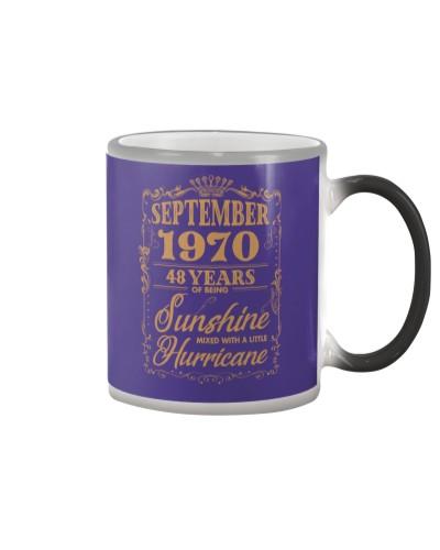 Birthday September 1970