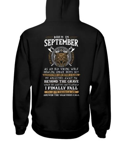 A September old viking