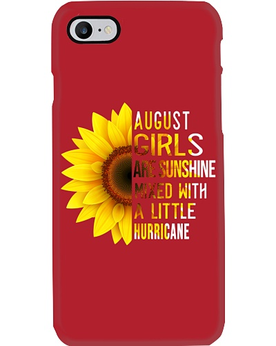 August girls are sunshine