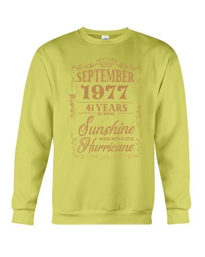 Birthday September 1977