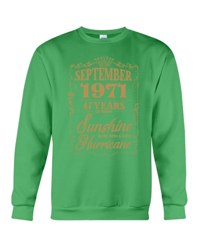 Birthday September 1971