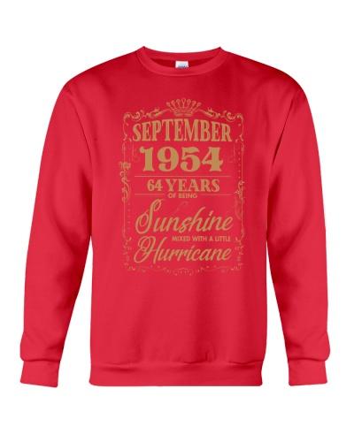 Birthday September 1954