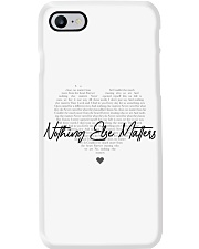 Nothing Else Matters Phone Case thumbnail