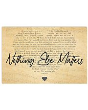 Nothing Else Matters 17x11 Poster thumbnail