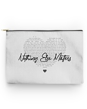 Nothing Else Matters Accessory Pouch - Large thumbnail