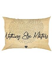 Nothing Else Matters Rectangular Pillowcase thumbnail