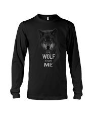 The Wolf tee Long Sleeve Tee thumbnail