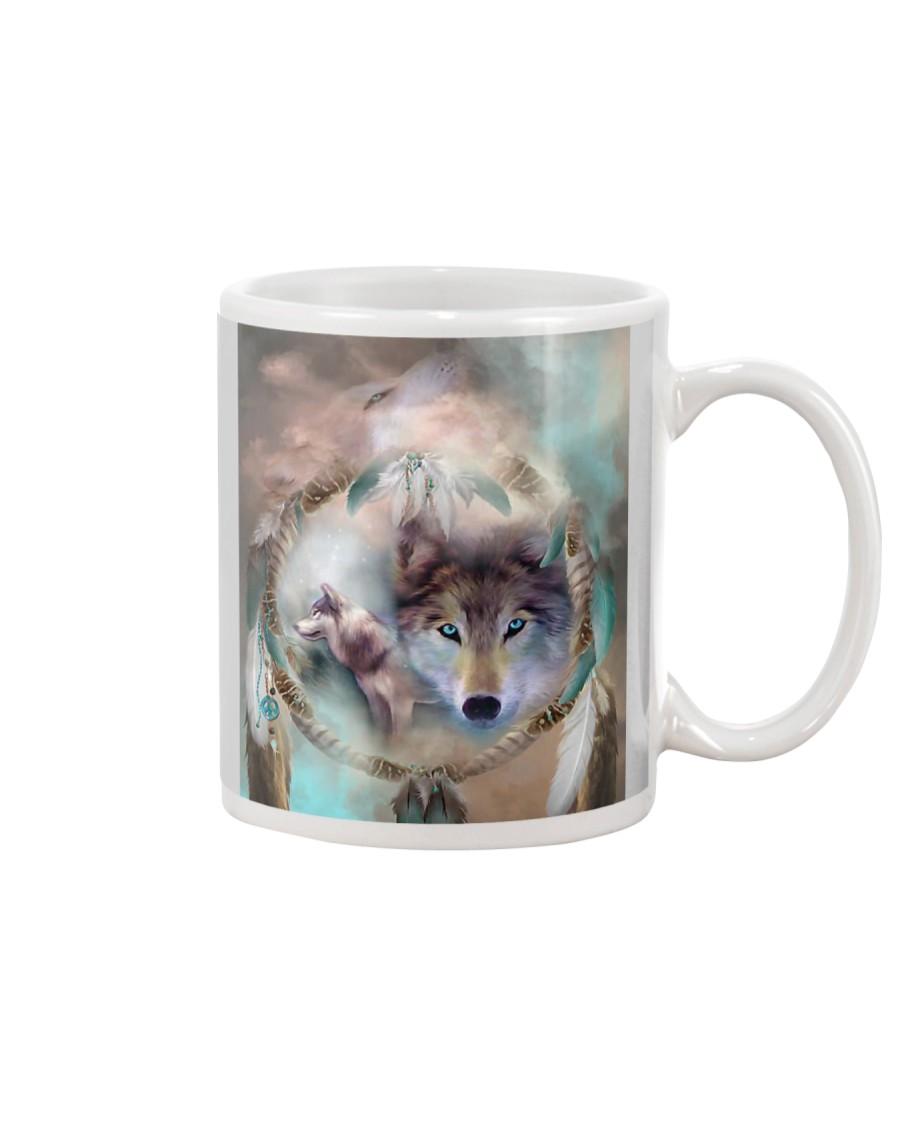 Wolf Sprit Mug Mug