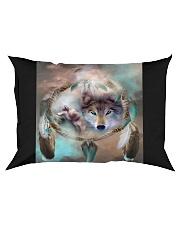 Wolf Sprit Mug Rectangular Pillowcase thumbnail